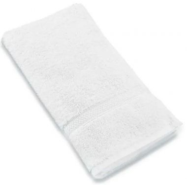 Tristar™16s Quick Dry Institutional Terry Cotton Hand Towels 15x25 wt 2.25 lbs/dz. White 12/Pack