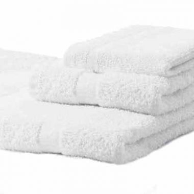 Tristar™ 16s Quick Dry Institutional Terry Cotton Bath Towel