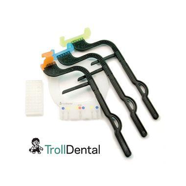 Troll Dental Trollbyte Kimera Bitewing Holder Starter Kit 4306/3106