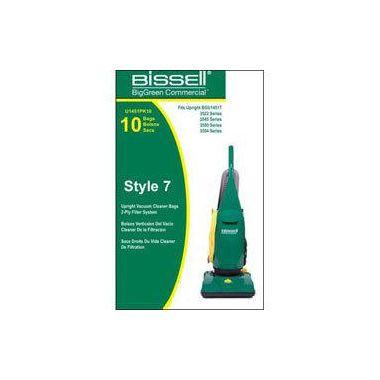 25 Bissell U1451PK25 vacuum bags for BGU1451T, Pack of 25