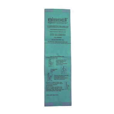 Bissell U8000PK25 vacuum bags for BGU8000 standard filtration,Pack of 25 bags