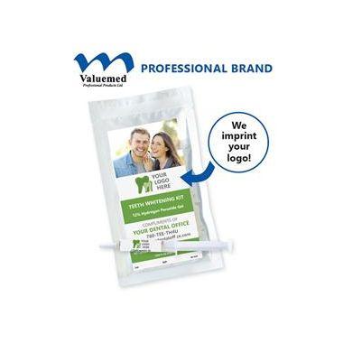 ValueRefill Tooth Whitening Kit 12%HP w/ 1x3ml syringe