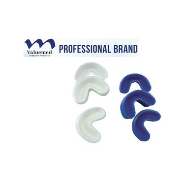 Valuemed Professional Disposable Fluoride Gel Trays SMALL 100/bag