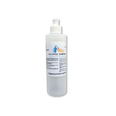 Rapid Derm 70% Isopropyl Alcohol Hand Sanitizer with Moisturizers, 236mL