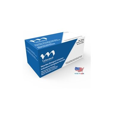 Valuemed Professional ValueTest 24 hour Biological Indicators 100/box