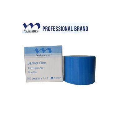 Valuemed Professional Barrier Film Roll Blue 1 roll/box