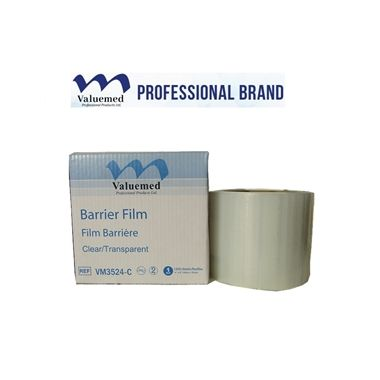 Valuemed Professional Barrier Film Clear 1 roll/box