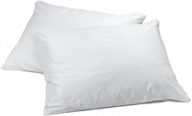 Gold + Cross™ Hospital Grade Wipeable Pillow,Standard Size 20