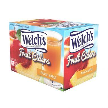 Welch's Peach Apple Cider CapsulesEDKWELCHSPEACH