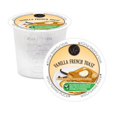 Wolfgang Puck  Vanilla French ToastEDKWPVANFRETOA
