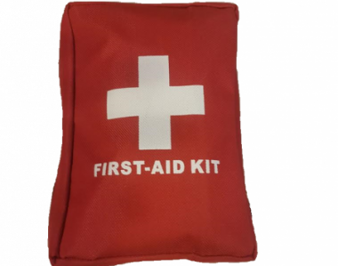 EXTRA SMALL FIRST AID BAG (empty)