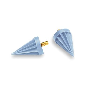 Young Pointed Polisher Screw Type Firm Ribbed 144/bag