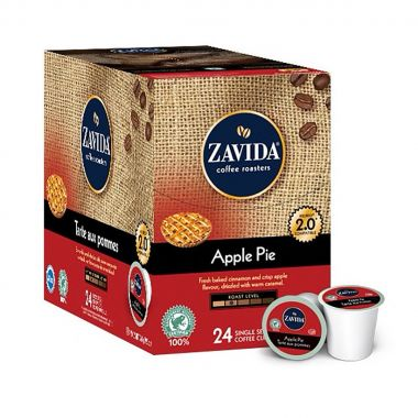 Zavida Coffee  Apple Pie EDKZAVAPPLE