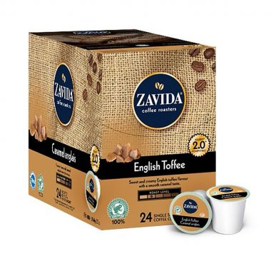 Zavida Coffee English ToffeeEDKZAVENGTOF