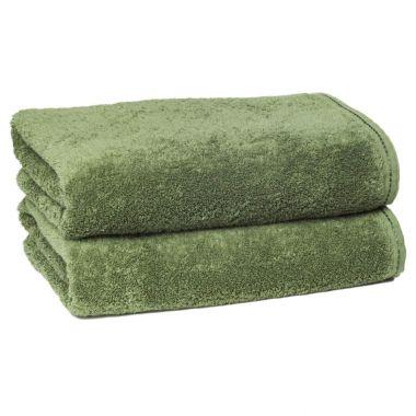 ZEN™ by Merit Collection® 100% Certified Organic Cotton Bath Sheet 35 x 70 wt.21.0 lbs/dz Moss