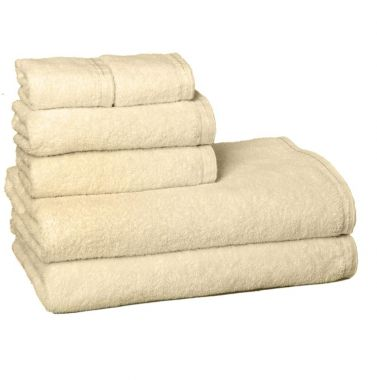 ZEN™ by Merit Collection® 100% Certified Organic Cotton Bath Towel Collection Natural