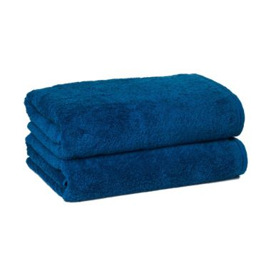 ZEN™ by Merit Collection® 100% Certified Organic Cotton Bath Sheet 35 x 70 wt.21.0 lbs/dz Ocean Blue