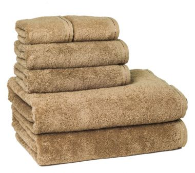 ZEN™ by Merit Collection® 100% Certified Organic Cotton Bath Towel Collection Sand