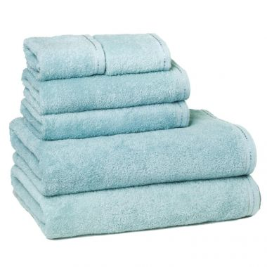 ZEN™ by Merit Collection® 100% Certified Organic Cotton Bath Towel Collection Sky