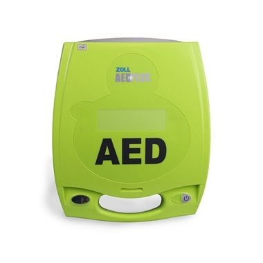 Zoll AED Plus Automated External Defibrillator w/Adult Pads, Batteries,  and 5 Year warranty
