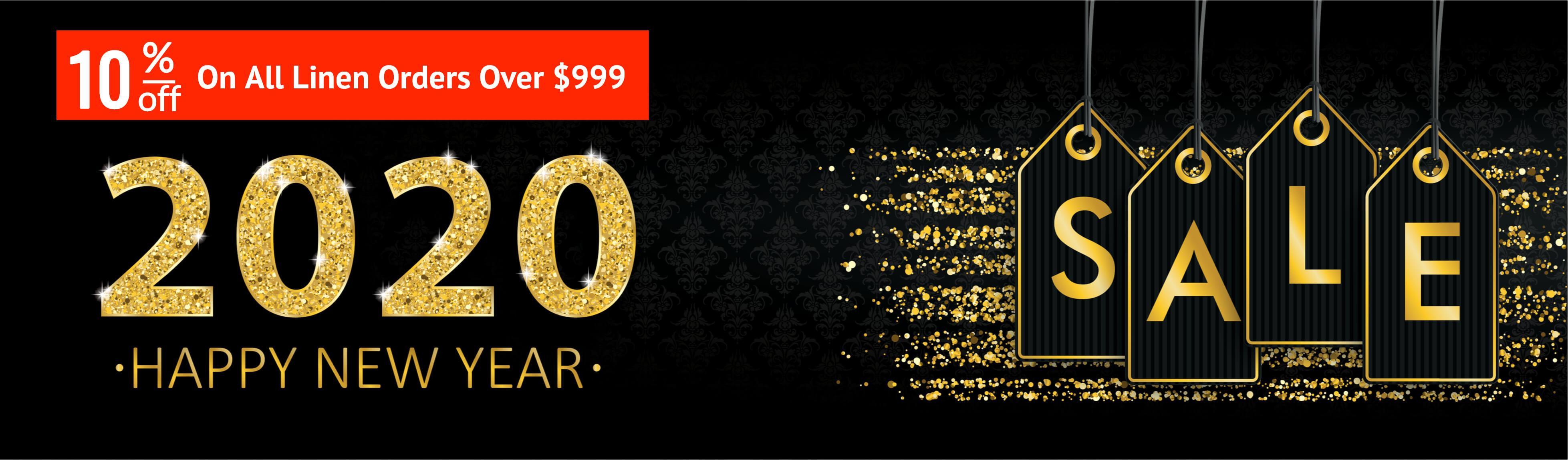 Linen Plus 2020 Promotion